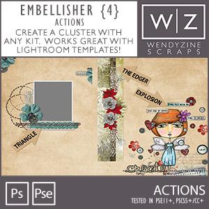 ACTION: Embellisher {4}