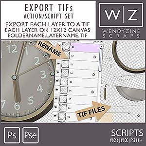 SCRIPT: Export Template TIFs v2