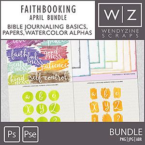 FAITHBOOKING: April Bundle