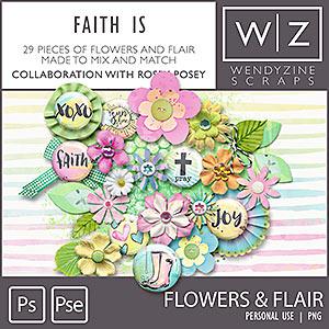 Faith Is {Flowers & Flair}