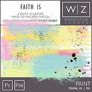 Faith Is {Paint}