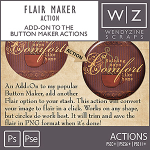 ACTION: Flair Maker