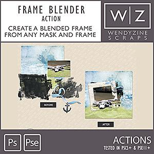 ACTION: Frame Blender