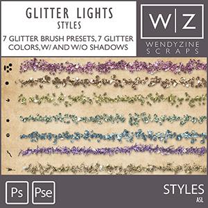STYLES: Glitter Lights