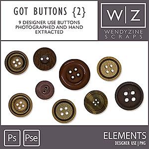 Got Buttons {2}