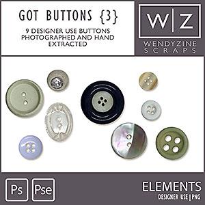 Got Buttons {3}