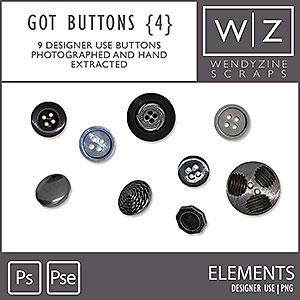 Got Buttons {4}