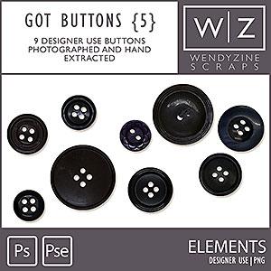 Got Buttons {5}