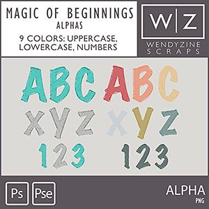 ALPHAS: Magic of Beginnings +Bonus