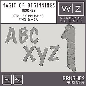 BRUSHES: Magic of Beginnings
