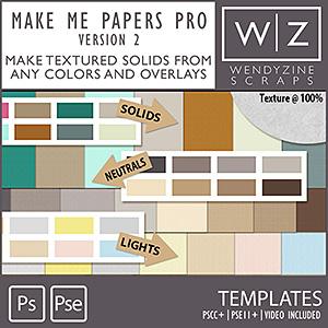 ACTION: Make Me Papers Pro v2