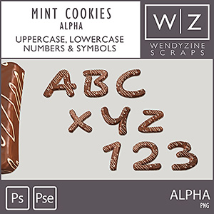 ALPHA: Mint Cookies