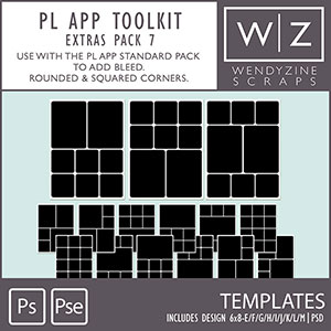 TEMPLATES: Project Life App Extras Pack {7}