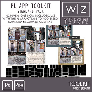 TOOLKIT: Project Life App Standard Pack
