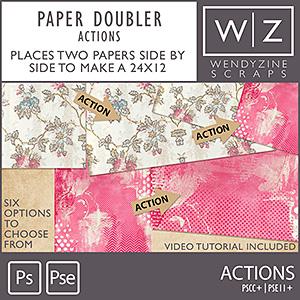 ACTION: Paper Doubler