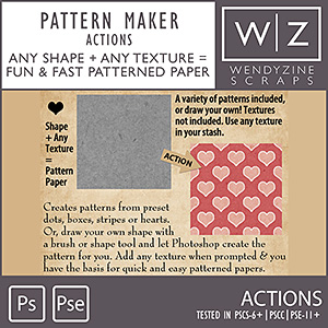 ACTION: Pattern Maker