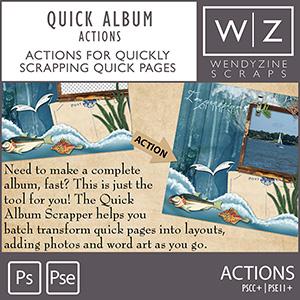 ACTION: Quick Album Scrapper