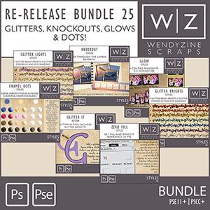 BUNDLE: 2018 Re-Release #25