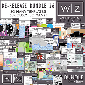 BUNDLE: 2018 Re-Release #26
