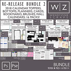 BUNDLE: 2018 Re-Release Bundle #2