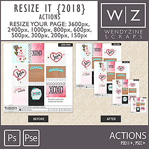 ACTION: Resize It