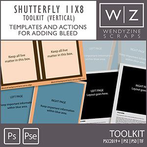 PHOTOBOOK TOOLKIT: Shutterfly 11x8 2021