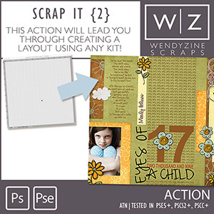ACTION: Scrap It {2}
