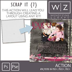 ACTION: Scrap It {7}