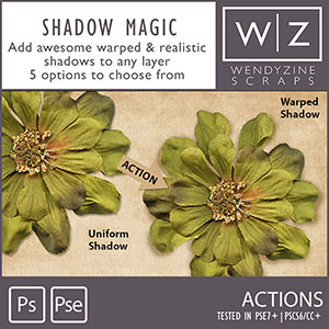 ACTION: Shadow Magic