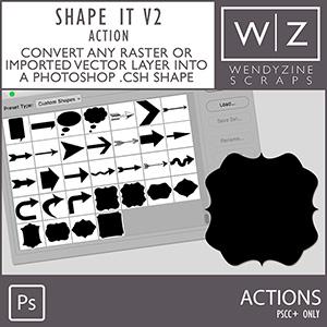 ACTION: Shape It v2