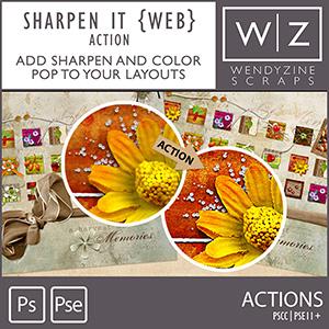 ACTION: Sharpen It Web