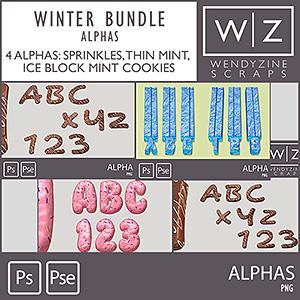 ALPHA: Winter Bundle