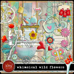 Whimsical Wild Flowers