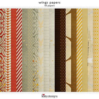 Wings Papers
