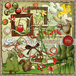 Woodland Memories Collab with Cinnamon Designs (FREE GIFT)
