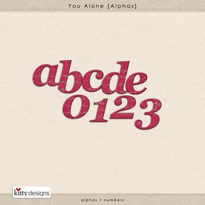 You Alone {Alphas}