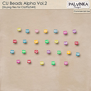 CU Beads Alpha Vol.2