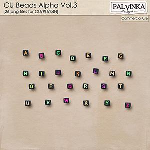 CU Beads Alpha Vol.3