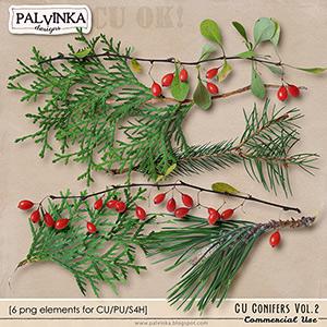 CU Conifers Vol.2