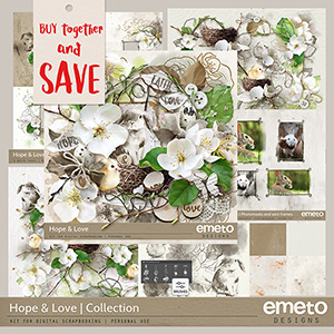 Hope and Love Collection