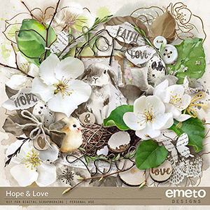 Hope and Love Kit