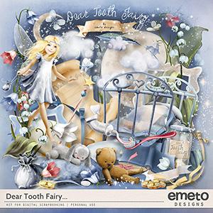 Dear Tooth Fairy...