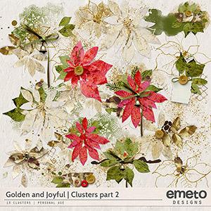 Golden and Joyful - Clusters part 2