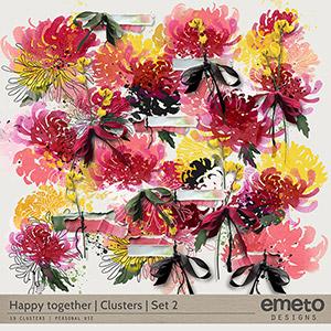 Happy together - Clusters - Set2