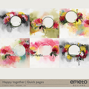 Happy together - Quick pages