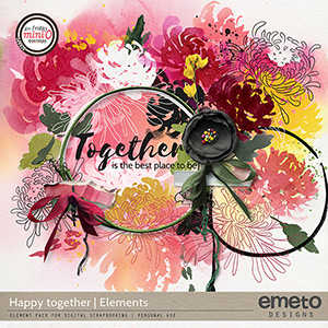 Happy together - elements
