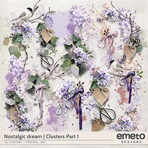 Nostalgic dream - clusters part 1