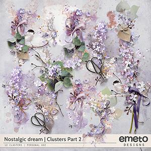 Nostalgic dream - clusters part 2