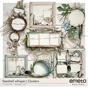 Seashell Whisper - clusters