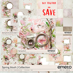 Spring Blush - Collection